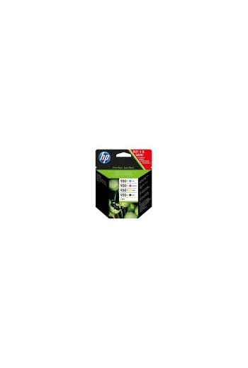 TINTA HP 920XL PACK 4 COLORES